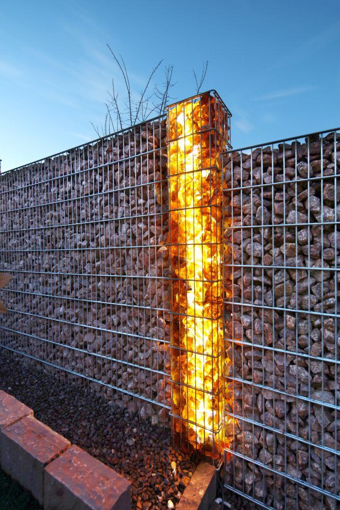 Gartenbau Karlsruhe Steinmauer